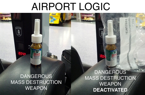 Airport Logic - Funny pictures