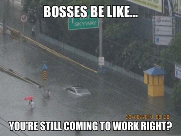 Bosses Be Like... - Funny pictures