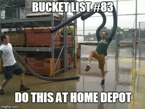 Bucket List #83 - Funny pictures