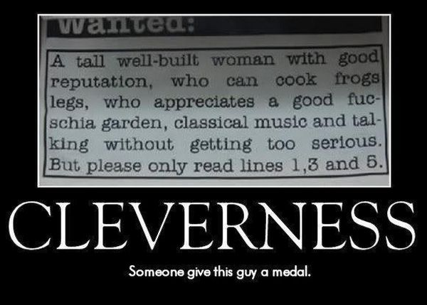 Cleverness - Funny pictures