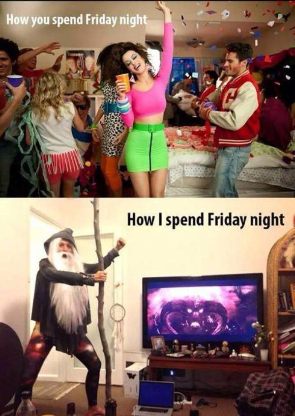 Friday Night - Funny pictures