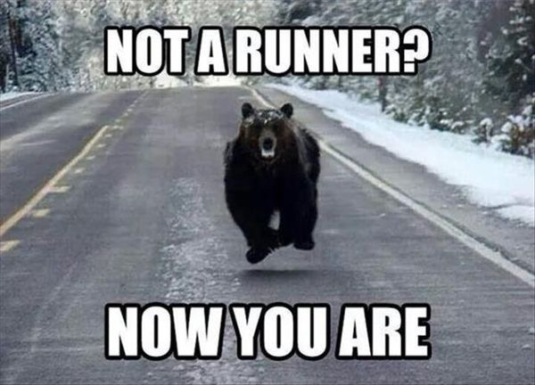 Not A Runner? - Funny pictures