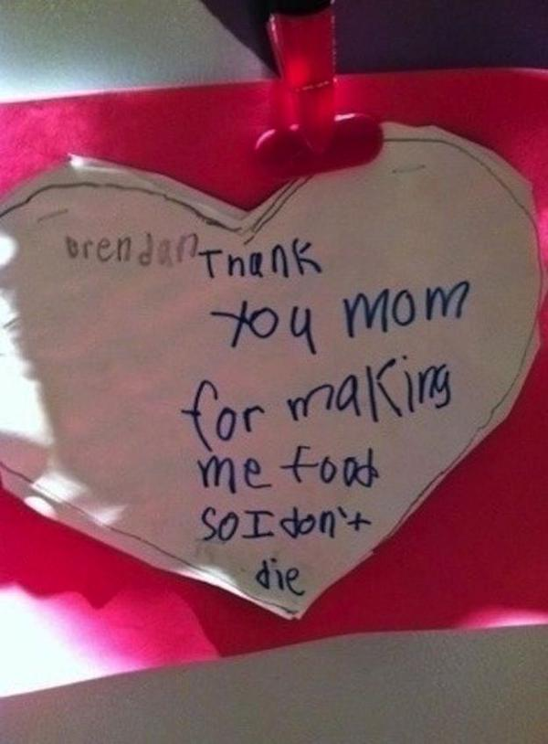 Thank You Mom - Funny pictures