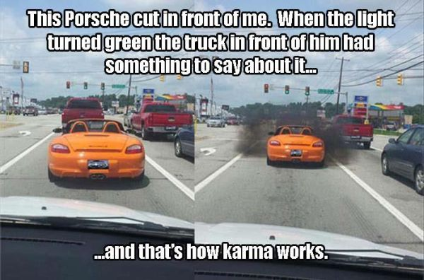 And That's How Karma Works - Funny pictures