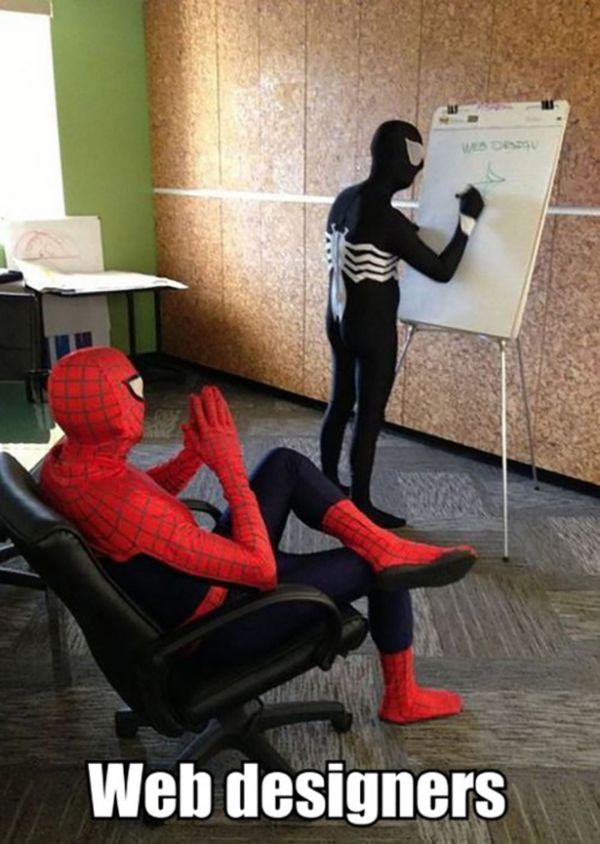 Web Designers - Funny pictures