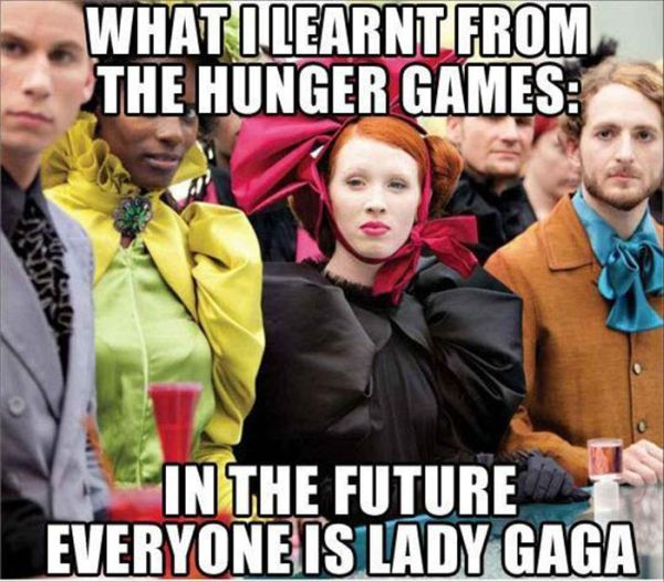 What I Learnt From The Hunger Games - Funny pictures