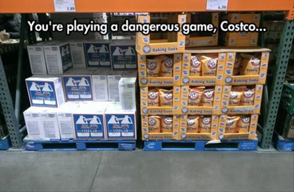 You're Playing A Dangerous Game... - Funny pictures