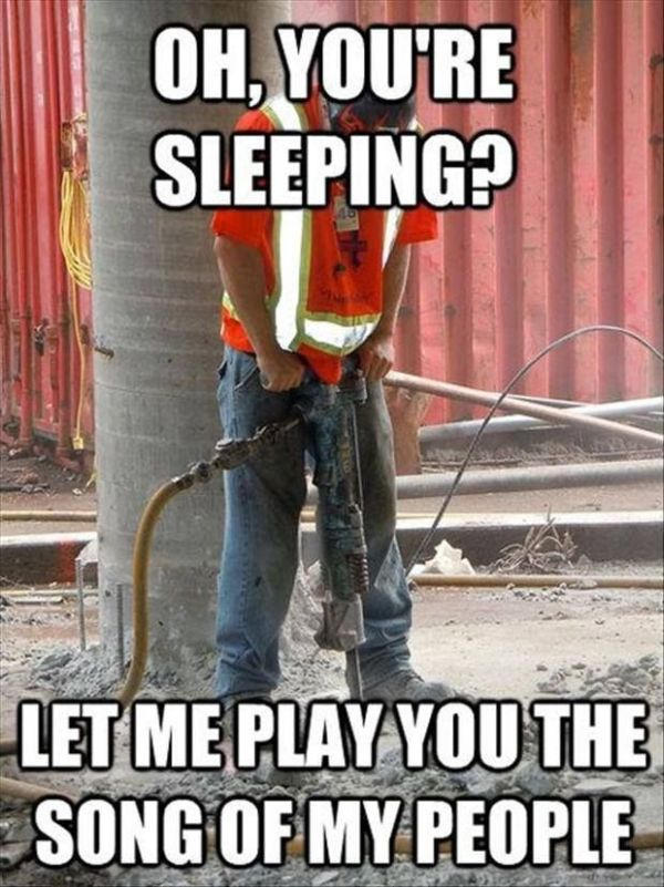Oh, You're Sleeping - Funny pictures