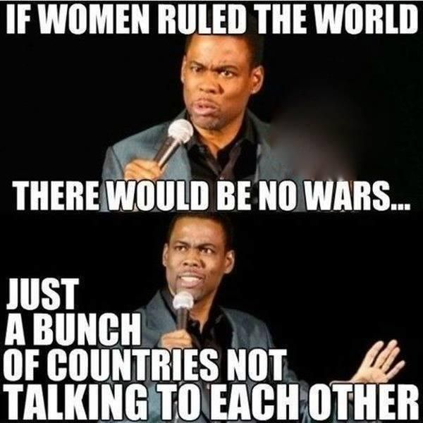 If Women Ruled The World - Funny pictures