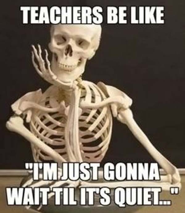 Teachers Be Like - Funny pictures