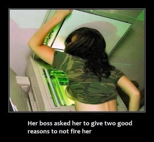 Two Good Reasons - Funny pictures
