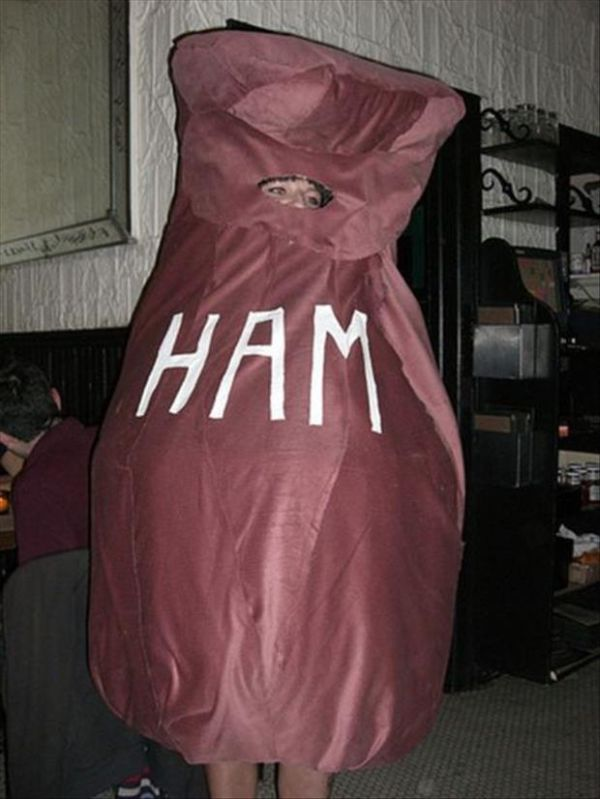 Bad Halloween Costumes - Funny pictures