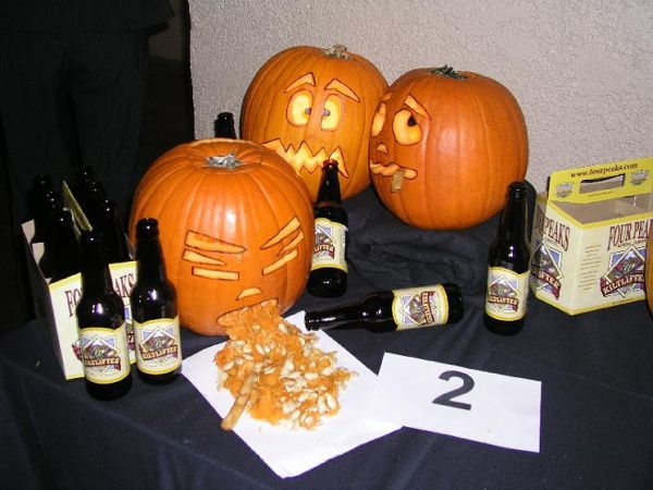 Go Home Pumpkin You're Drunk - Funny pictures