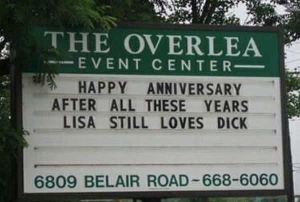 Happy Anniversary - Funny pictures