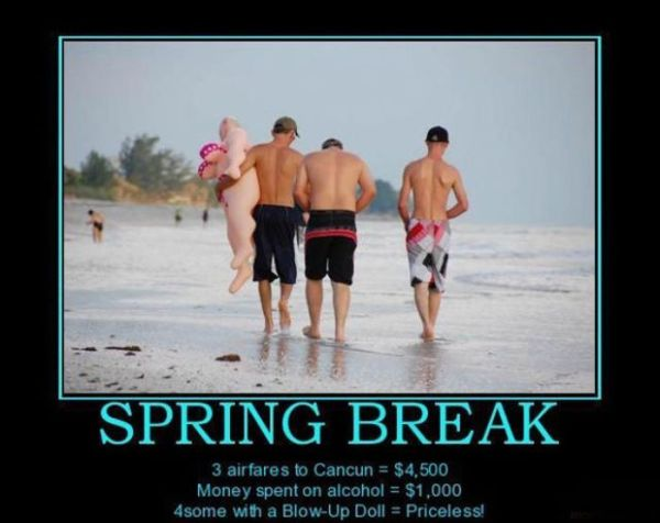 Spring Break - Funny pictures