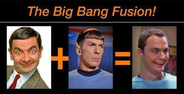 The Big Bang Fusion - Funny pictures
