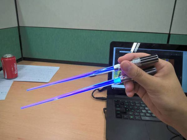 Star Wars Chopsticks - Funny pictures