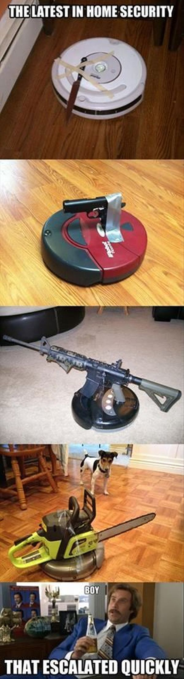 The Latest In Home Security